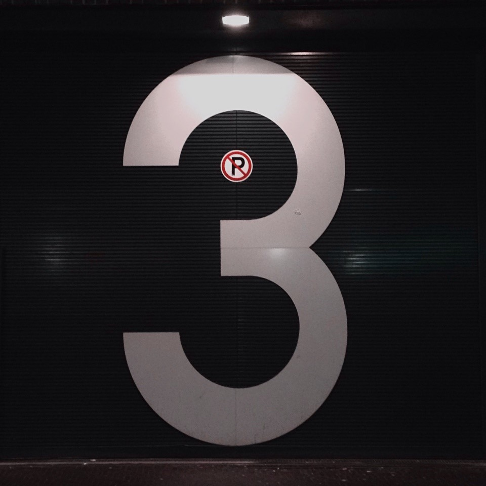 The number three for 3 favorite DB2 blogs.