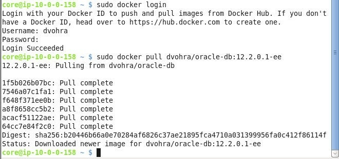 Using Toad DevOps Toolkit with Oracle Database 12c on Docker