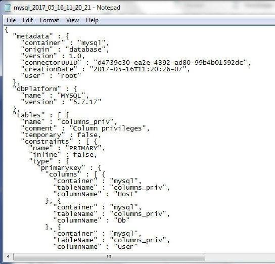 Using Toad Edge with MySQL Database