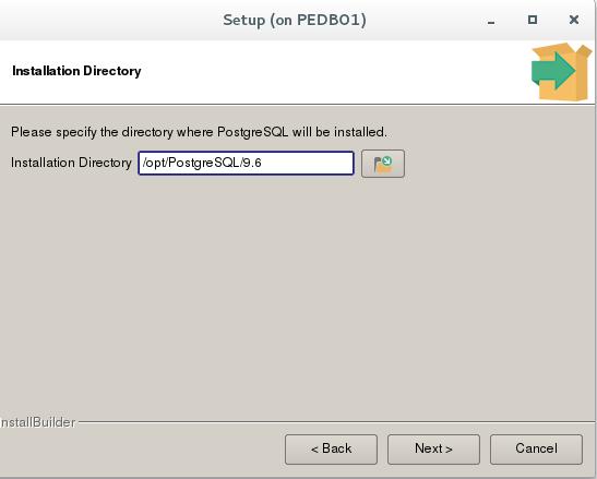 PostgreSQL/EnterpriseDB Inside Linux Containers (LXC)