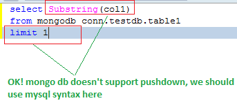 How to Write a Cross-Connection Query Correctly