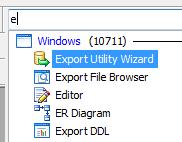 Open an Editor instance