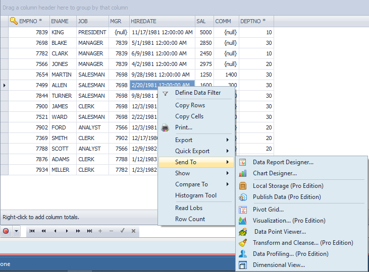 Data cleansing feature helps to solve data preparation issues