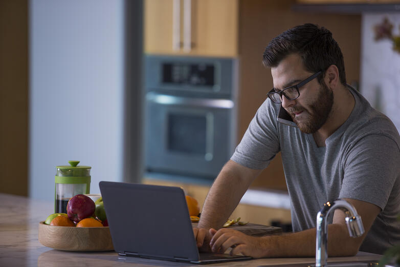 Quest is here to help your transition from at office to work from home.