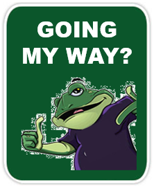 ToadTurnpikeGoingMyWay