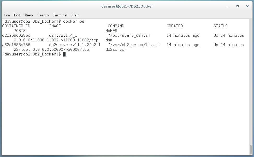 How to install IBM Db2 Developer Edition on Centos 7 using