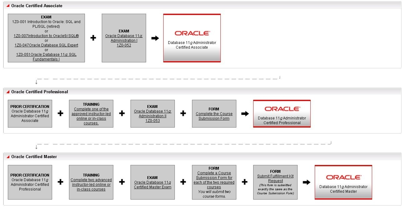 Prepare Yourself For Passing The Oracle Certified Master 12c
