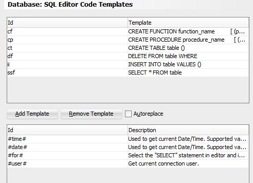 Toad vs  SQL Developer