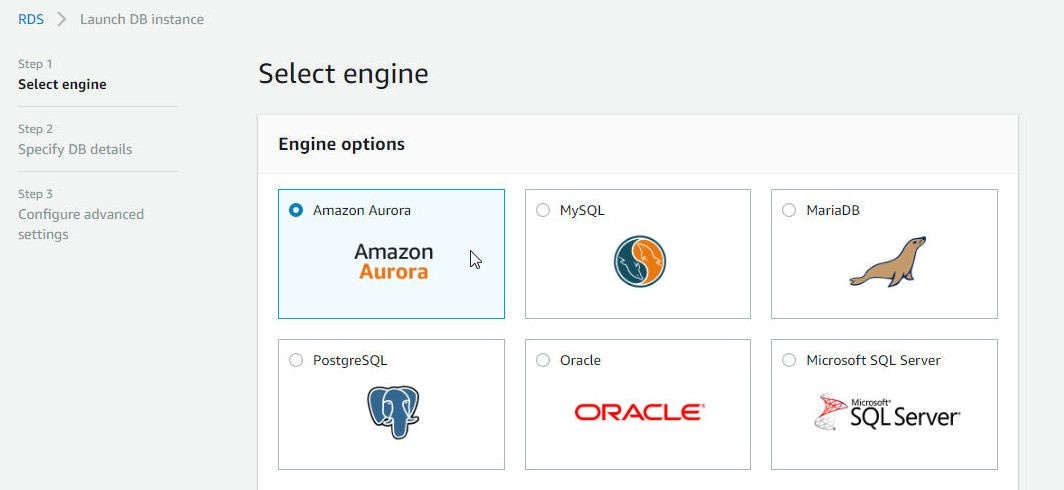 Using Toad Data Point with PostgreSQL-Compatible Amazon Aurora