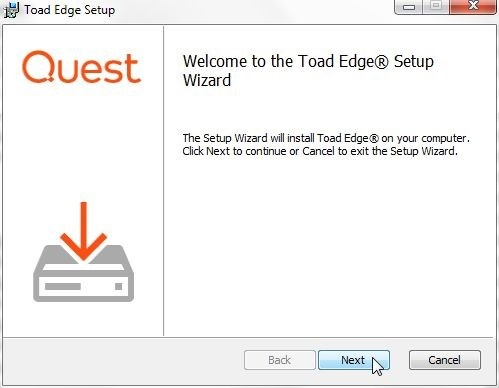 Using the All-In-One Toad Edge 2 02 with MySQL, PostgreSQL