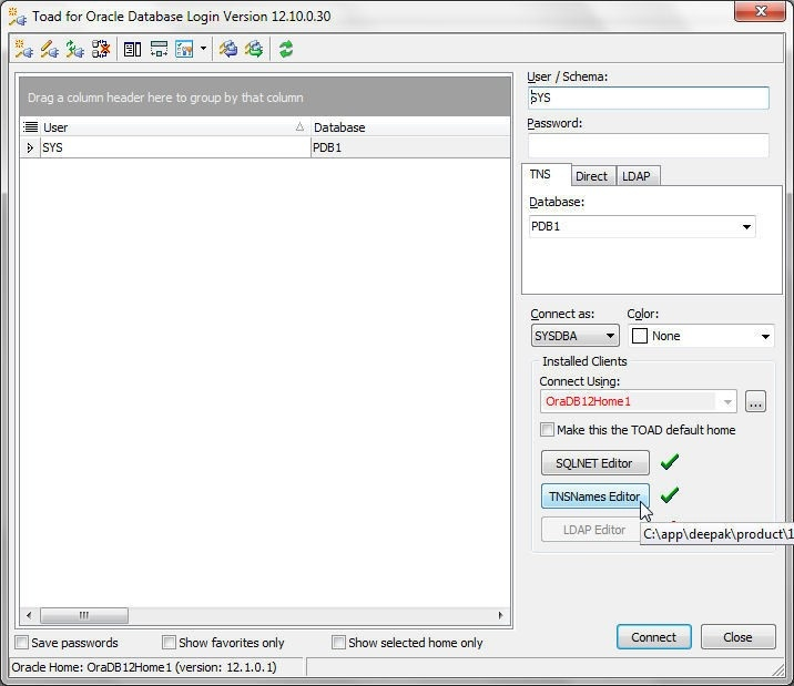Using Oracle Database 12c Service PDBs on Oracle Cloud