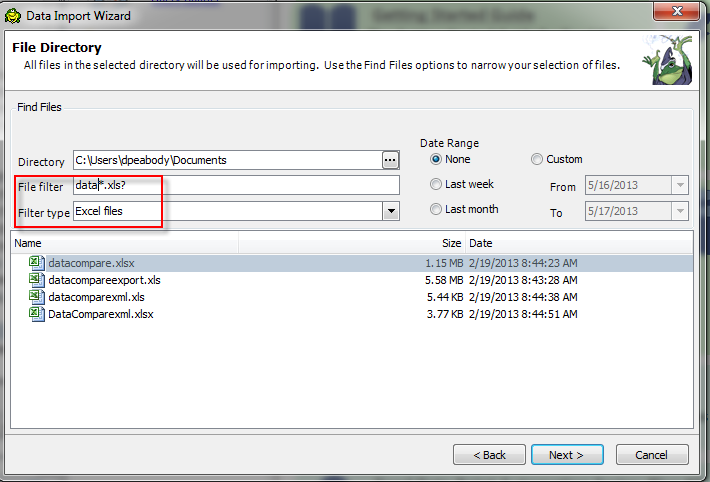 Toad Data Point Automation Series: Blog #8 – Importing Data