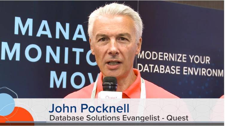 John Pocknell speaking What is DevOps